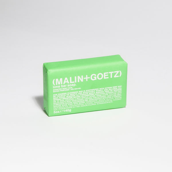 Lime Bar Soap