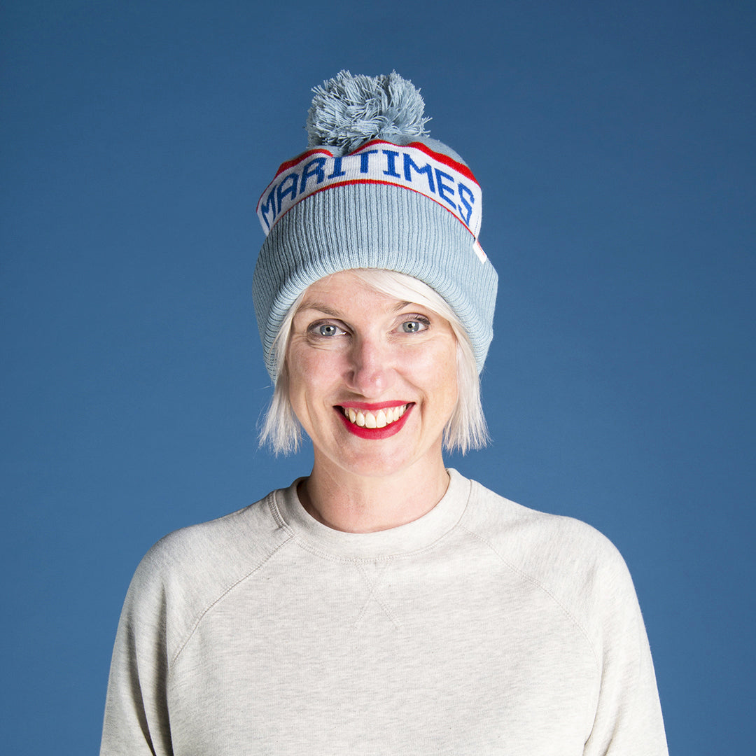 Canadiana Adult Toque - Maritimes