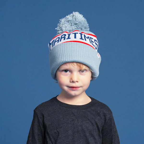 Canadiana Kids Toque - Maritimes