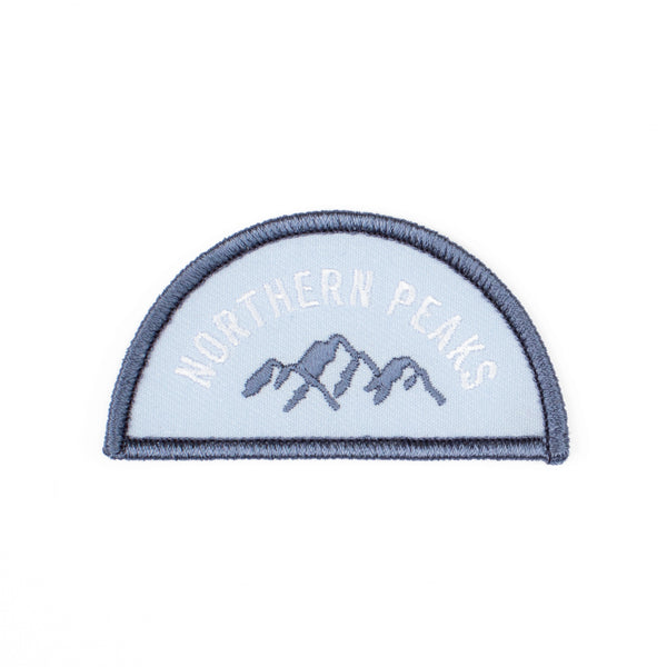 Iron on Patch - Northern Peaks