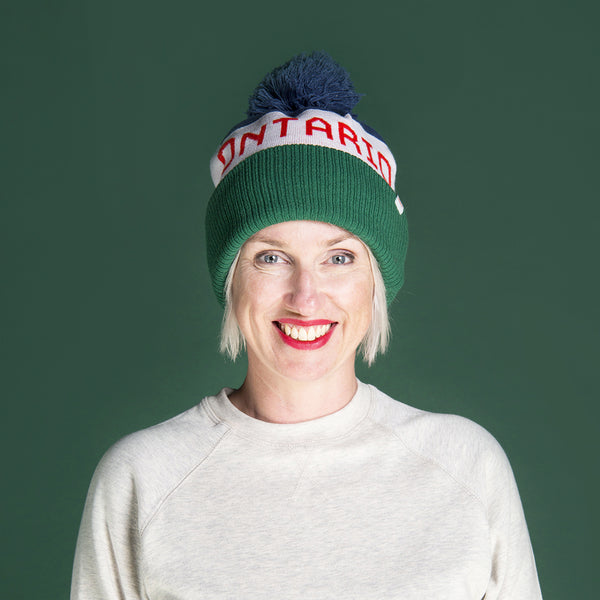 Canadiana Adult Toque - Ontario