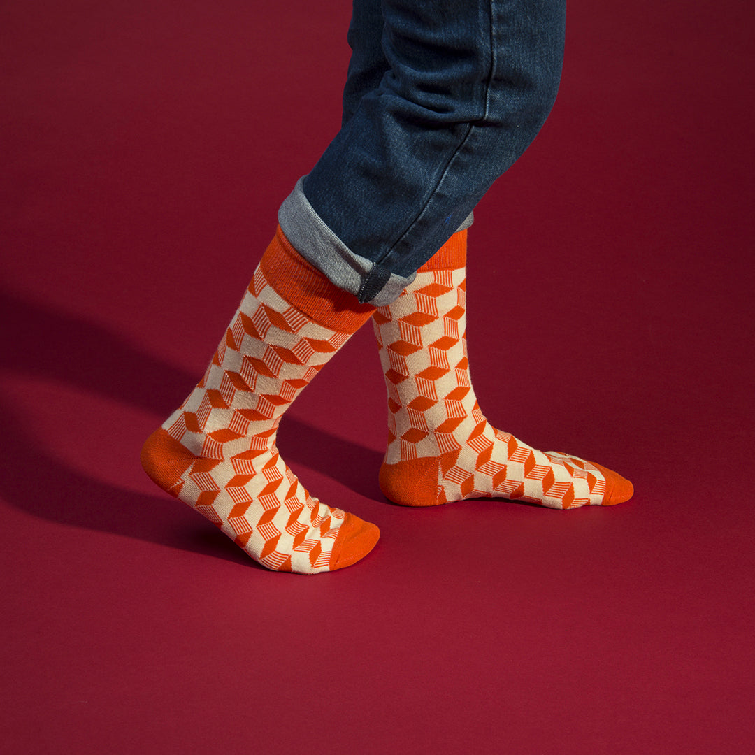 Weekday Socks - Escher
