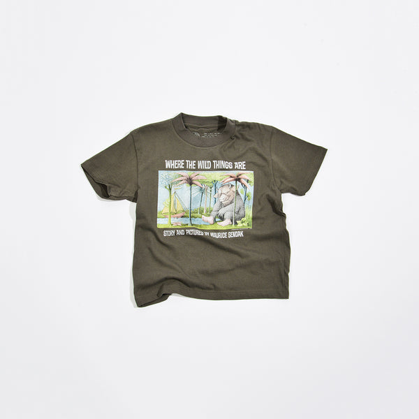 Where the Wild Things Are Kids Tee