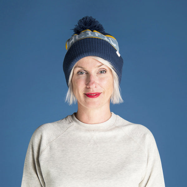 Canadiana Adult Toque - Pacific