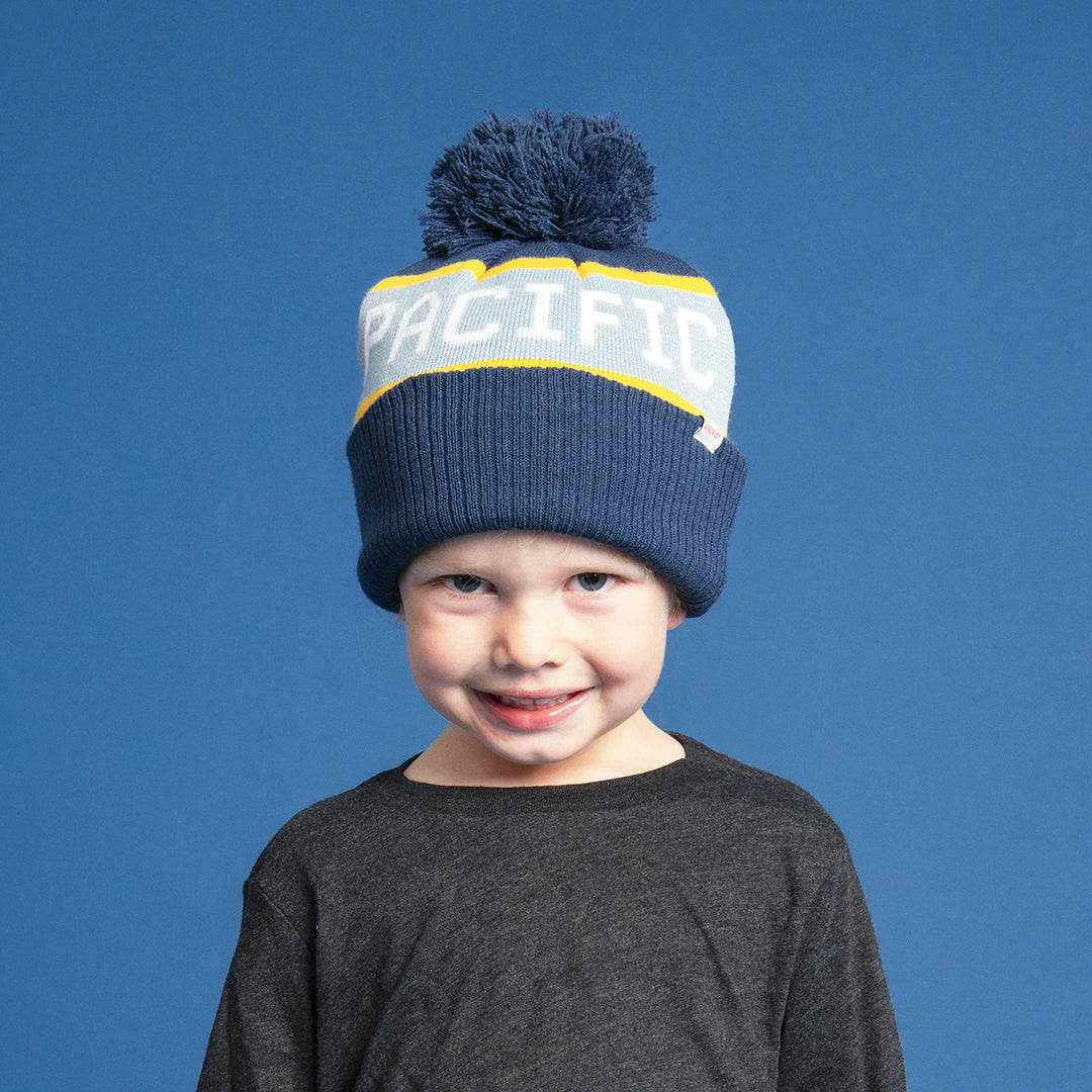 Canadiana Kids Toque - Pacific