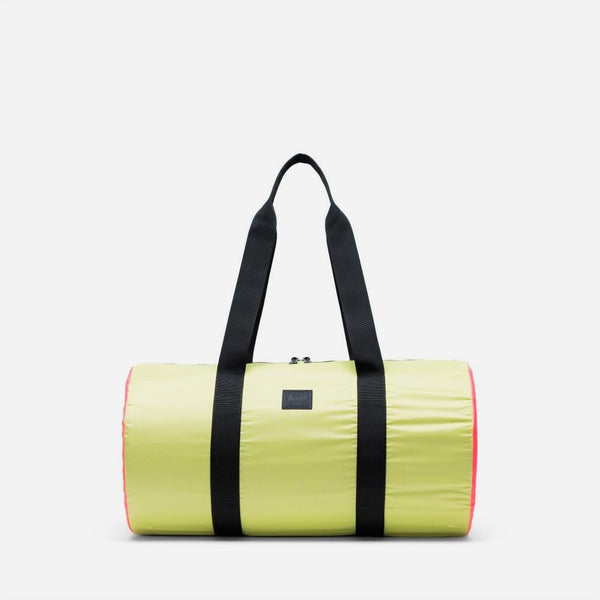 Packable Duffle - Hightlight/Neon Pink