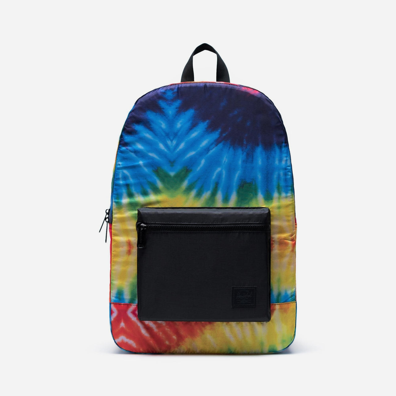 Packable Daypack - Rainbow Tie Dye