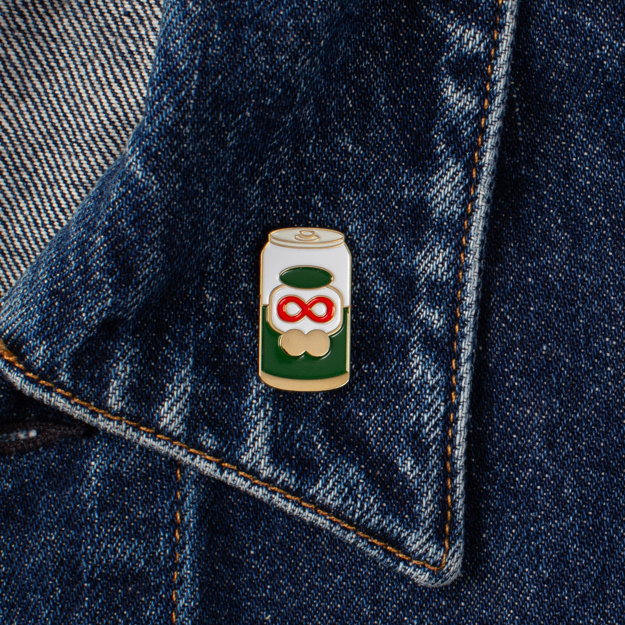 Enamel Pin - Beer