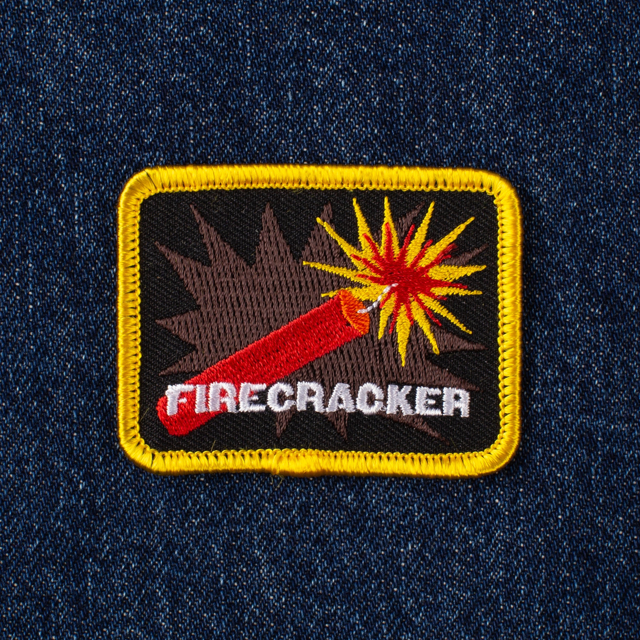 Merit Badge - Firecracker