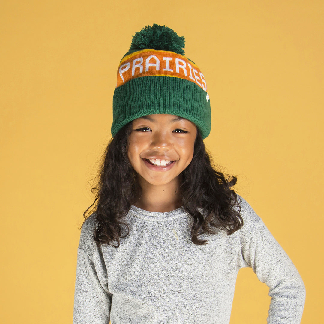 Canadiana Kids Toque - Prairies