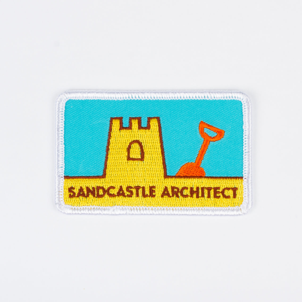 Merit Badge - Sandcastle Architect