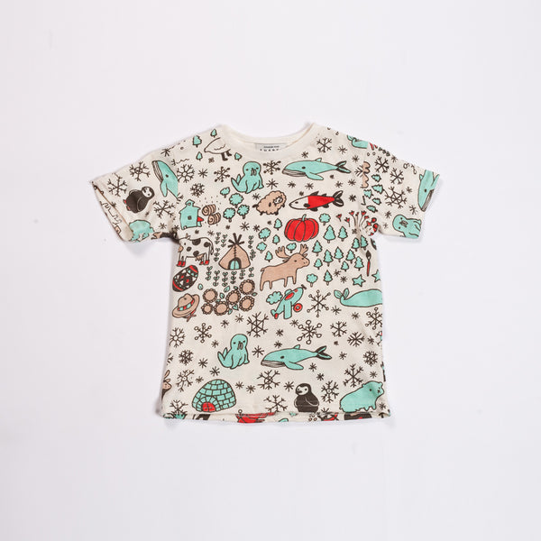 Shared Kids Canada Creature Tee