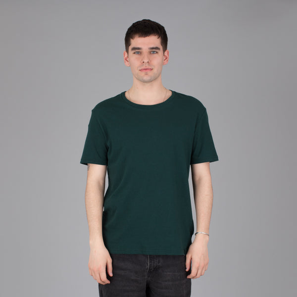 Refined Fit Organic Cotton Tee - Emerald