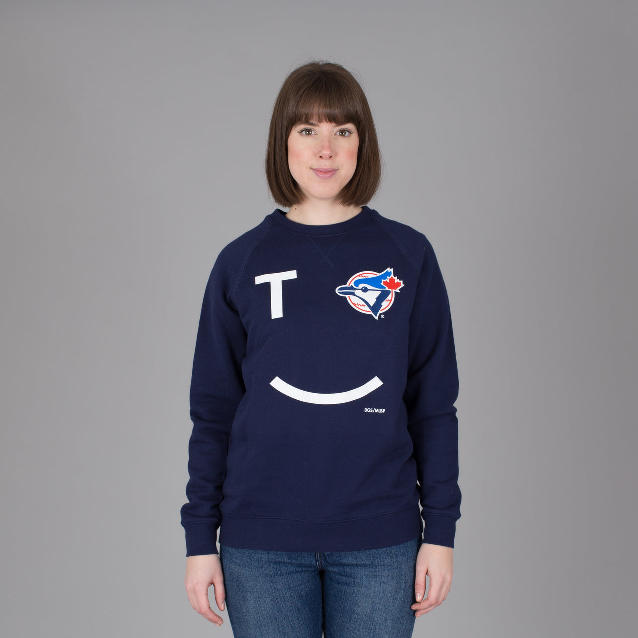 TO Smiley Jays Sweatshirt