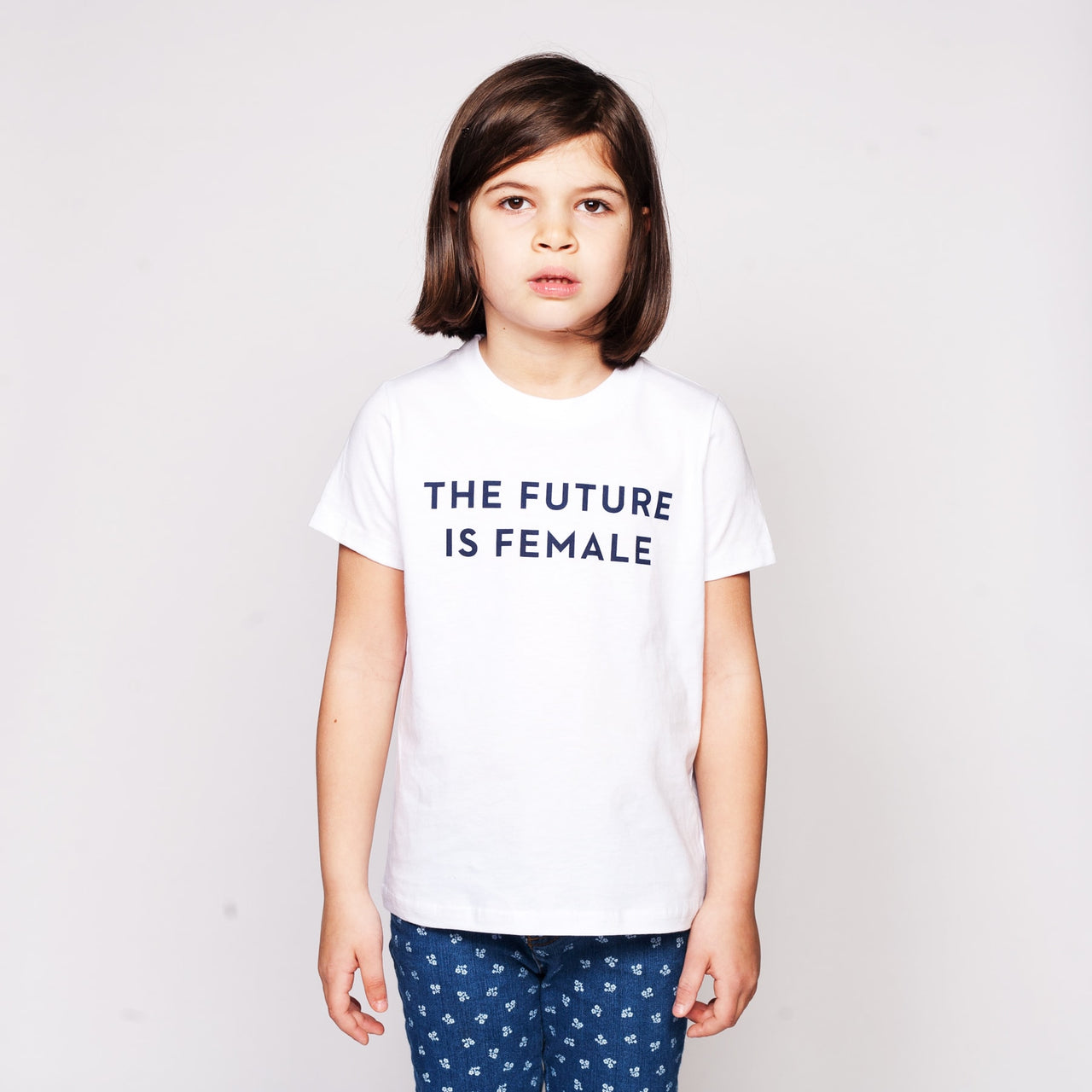 The Future is Female Kids Tee