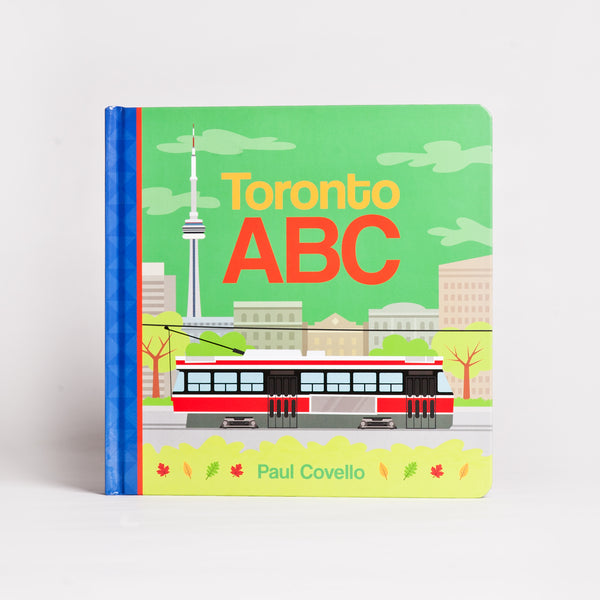 Toronto ABC Childrens Book