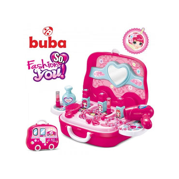 Buba So Fashion малка детска тоалетка 008-917 Бебешки Играчки Buba