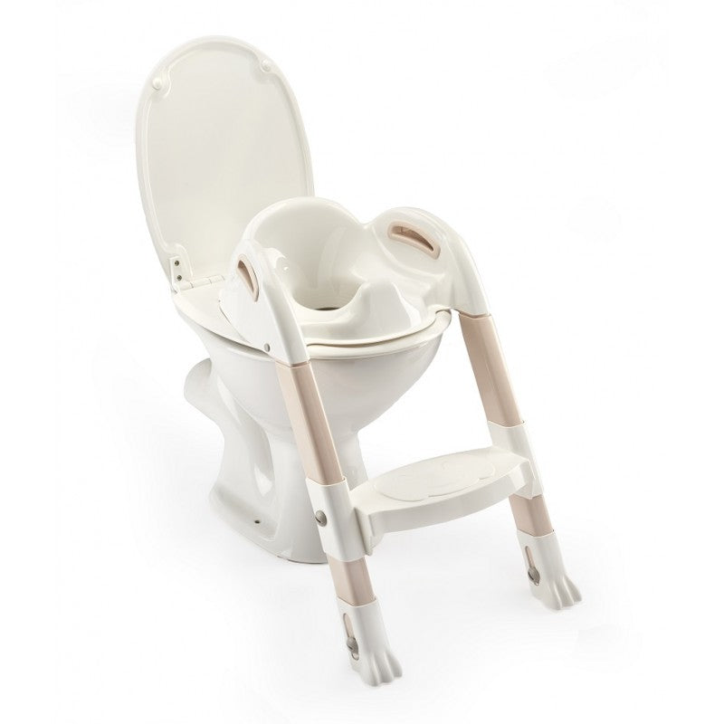 Thermobaby Kiddyloo адаптер за тоалетна WHITE / 7604C