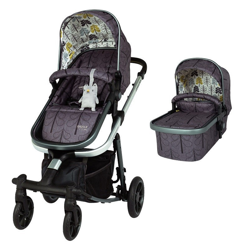 Cosatto CT4170 GIGGLE QUAD FIKA FOREST бебешка количка