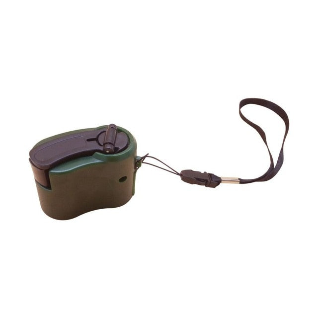 Emergence™ Survival Hand Crank Charger