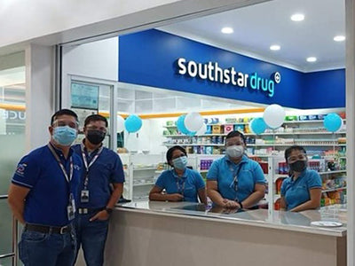 Friendly staff at Southstar Drug are ready to serve you.