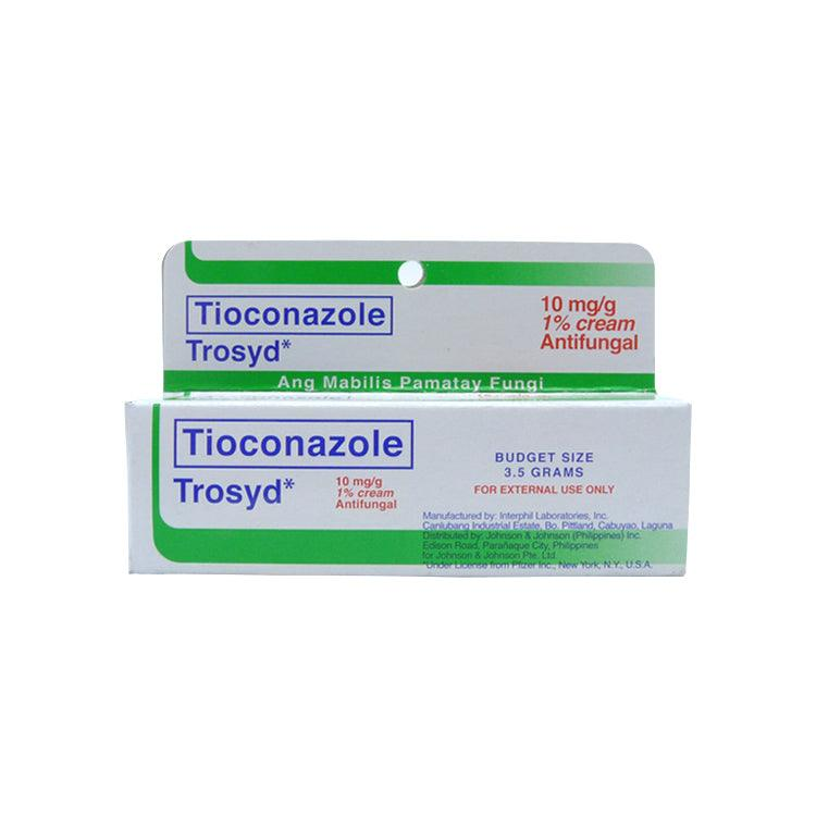 Trosyd 10 mg / g 3.5 g Cream