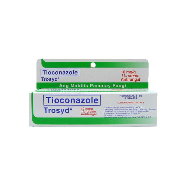 Trosyd 10 mg / g 5 g Cream