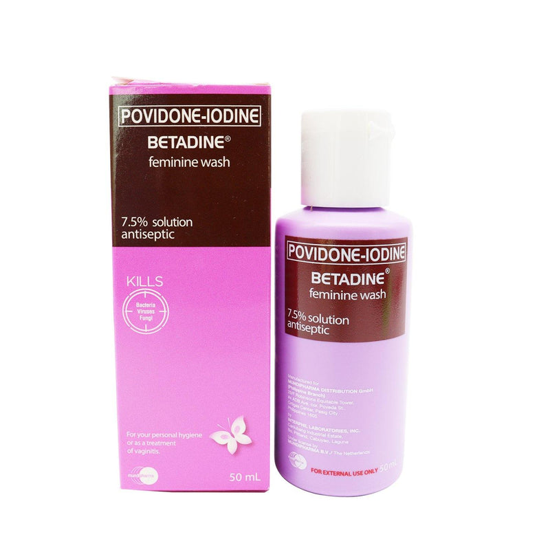 Betadine 50 ml Feminine Wash