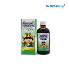 Clusivol 120 ml Syrup