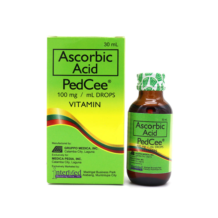 Pedcee 100 mg / ml 30 ml Oral Drops