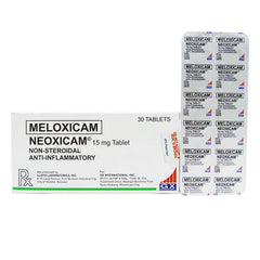 Neoxicam 15 mg Tablet