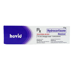 Rx: Hovicor 1% 15 g Cream