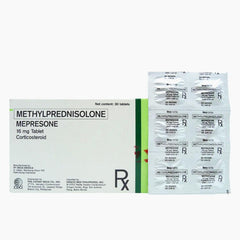 Rx: Mepresone 16 mg Tablet