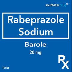 Rx: Barole 20 mg Tablet