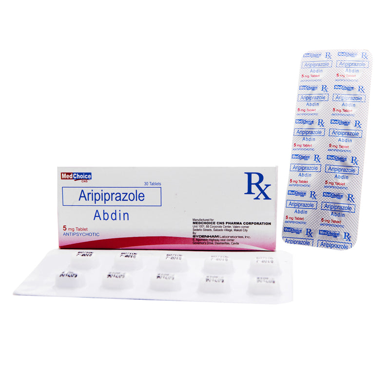 Rx: Abdin 5 mg Tablet