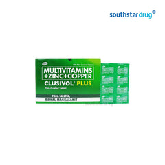 Clusivol Plus Tablet - 20s