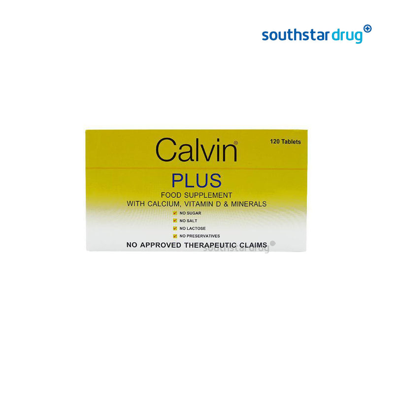 Calvin Plus Tablet - 20s