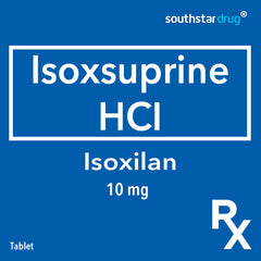 Rx: Isoxilan 10 mg Tablet