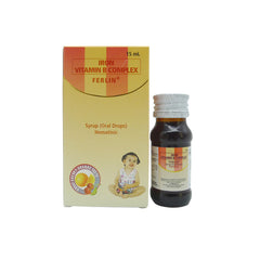 Ferlin 15 ml Oral Drops