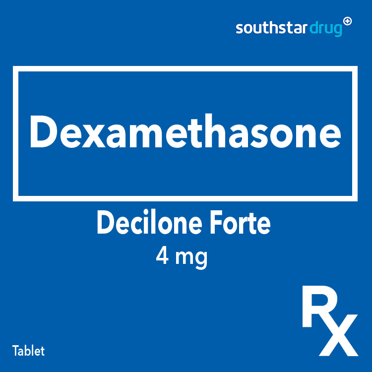 Rx: Decilone Forte Tablet