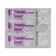 Rx: Siverol 50 mg Capsule