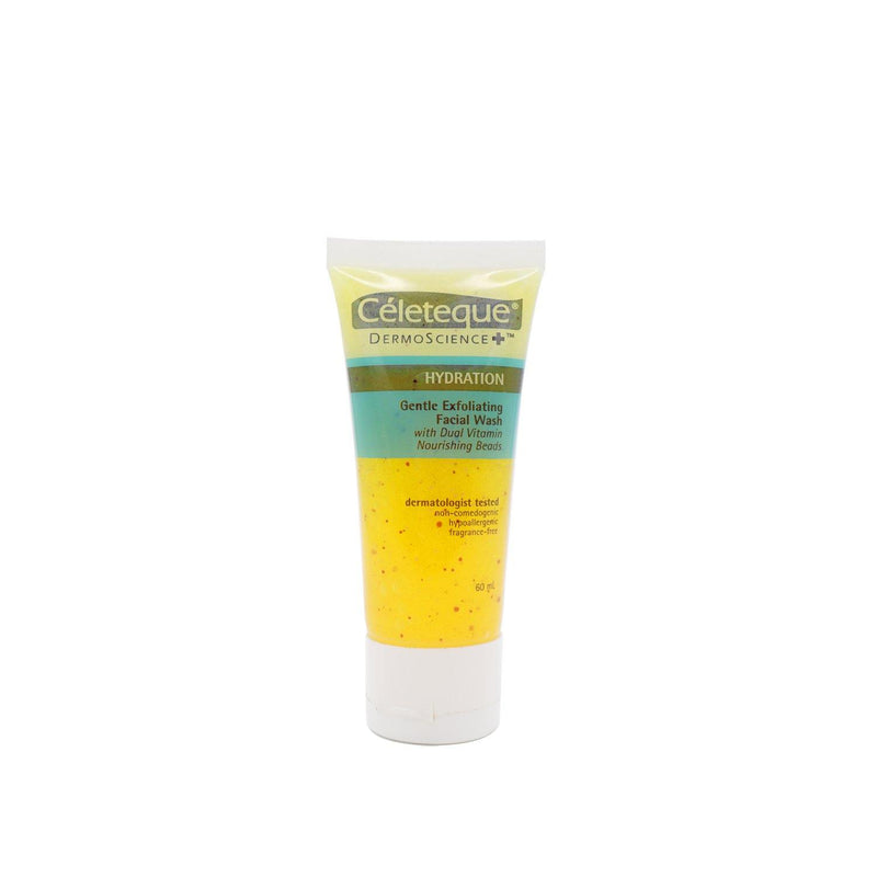 Celeteque Gentle Exfoliating Facial Wash 60 ml