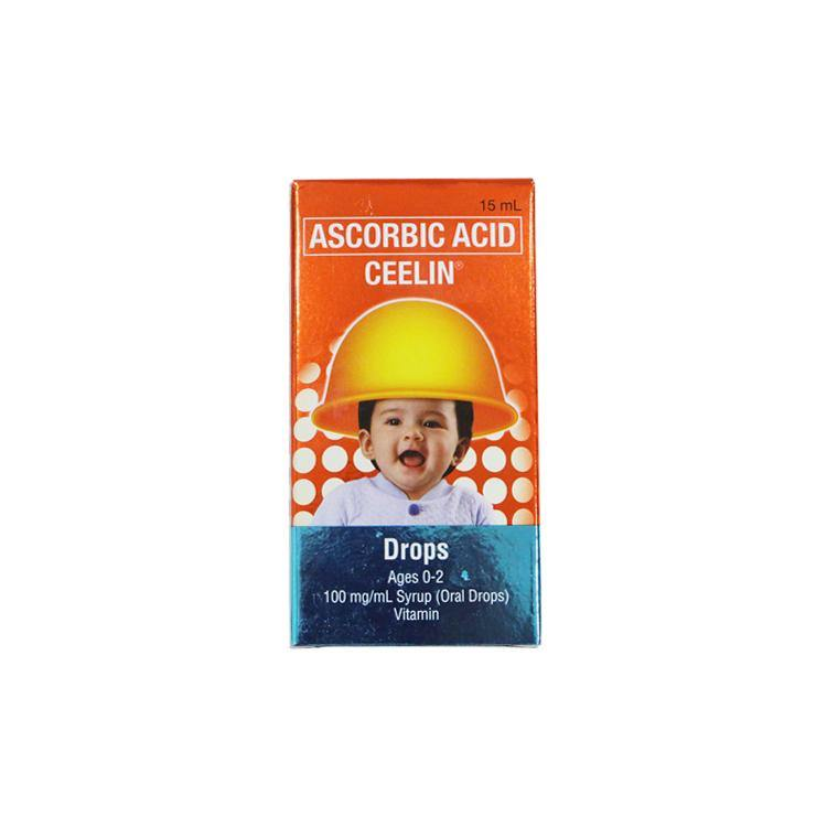 Ceelin Ages 0 - 12 100 mg 15 ml Oral Drops