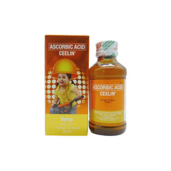Ceelin 100 mg / 5 ml 60 ml Syrup