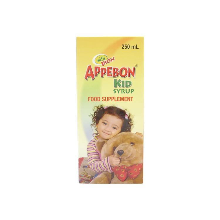 Appebon Kid 250 ml Syrup