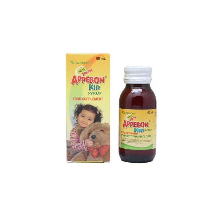 Appebon Kid With Iron 60 ml Syrup