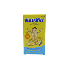 Nutrilin Orange Flavor 30 ml Drops