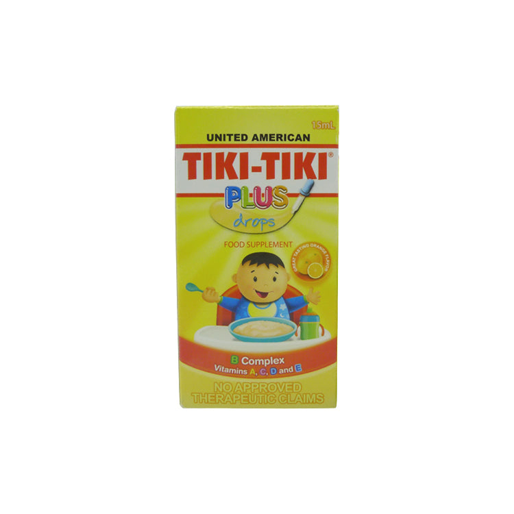 Tiki Tiki Plus 15 ml Drops