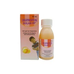 Dolan FP 100 mg / 5 ml 60 ml Oral Suspension