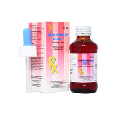 Relestal 10 mg / 5 ml 60 ml Syrup